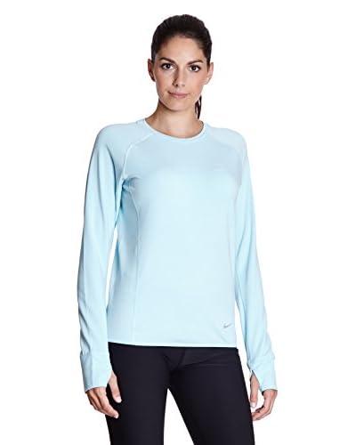 Nike Camiseta Manga Larga Dri Fit Sprint Fleece