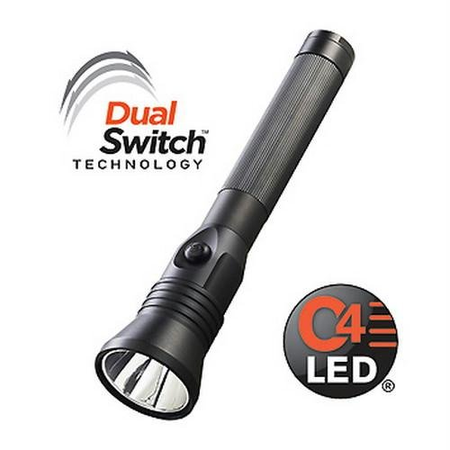 Streamlight Stinger Ds Led Hp 200 Lumens Flashlight W/120V Ac & 12V Dc 75863