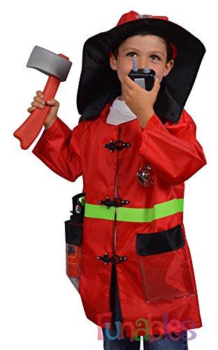 Firem (Dressing Up Costumes Age 1-2)