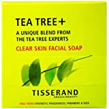 Tisserand Tea-Tree + Clear Skin Facial Soap 100 g