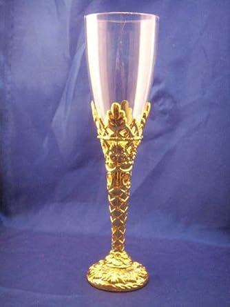 12 Plastic Acrylic Champagne Flutes Glasses 8