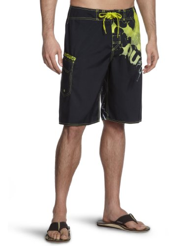 Quiksilver Big Machine 22BS Men's Swim Shorts Black Medium