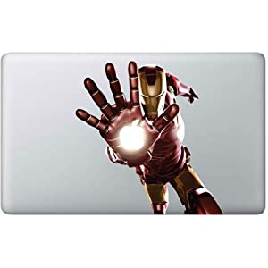 Ironman Decals