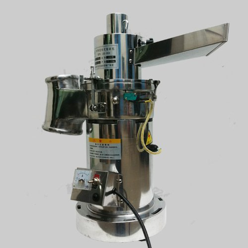 NEW Automatic continuous Hammer Mill Herb Grinder,hammer grinder,pulverizer (Hammer Grinder compare prices)