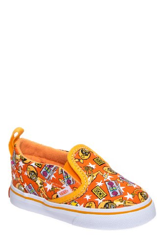Vans Toddlers' Slip On V Dj Lance Sneaker