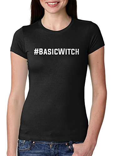 Womens Basic Witch Funny Halloween Costume T shirt