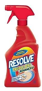 Resolve Carpet Triple Oxi Advanced Carpet Stain Remover, 22 Ounce