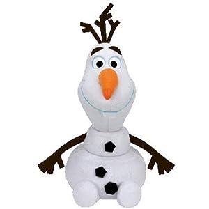 Ty Disney Frozen Olaf - Snowman Medium from Ty