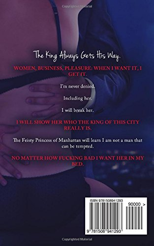Naughty King (A Sexy Manhattan Fairytale)