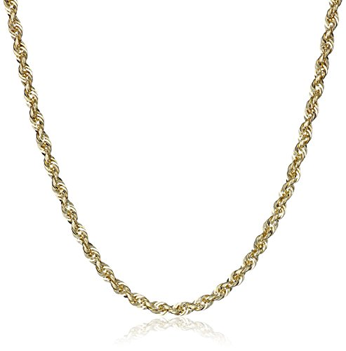 10k-Yellow-Gold-20mm-Solid-Diamond-Cut-Rope-Chain-Necklace-18
