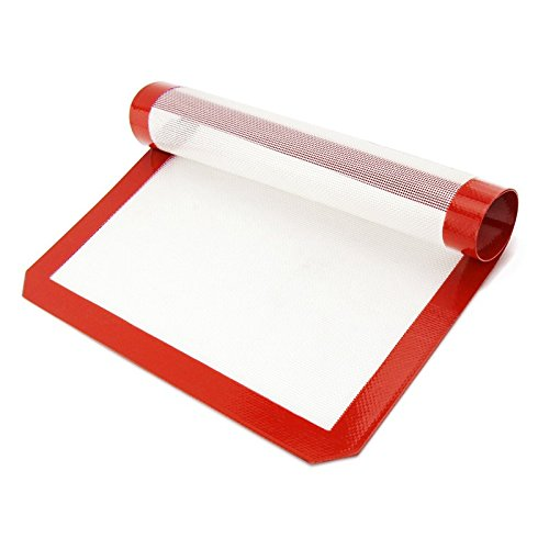 Premium Silicone Baking Mat for Healthy Eating Superior Non Stick 161/2