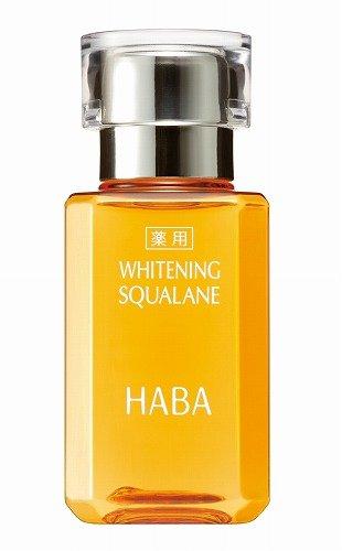 HABA人气实用鲨烷保湿精华油,无香料无添加
