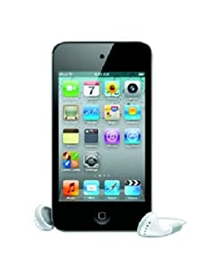 Apple Ipod Touch 8 Gb Black 4th Generation [old Model]
