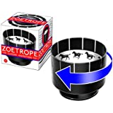 Zoetrope Animation Toy: Classic Victorian Motion Illusion Toy Replica