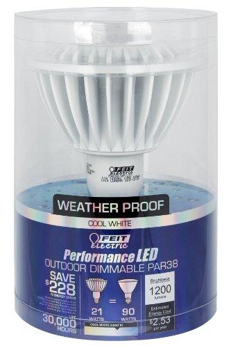 Feit Par38/Wp/Led Led Weather Proof Par38 Reflector