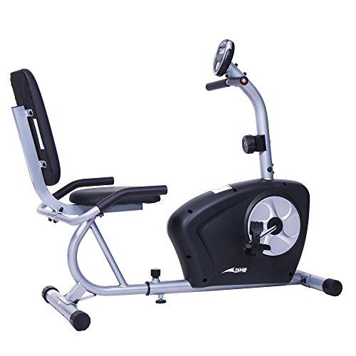 Body Champ Magnetic Recumbent Bike BRB 1612
