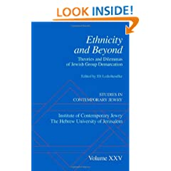 Ethnicity and Beyond: Theories and Dilemmas of Jewish Group Demarcation (Studies in Contemporary Jewry)