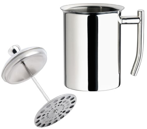 Frieling 18/10 Stainless Steel Milk Frother, 18-Ounce