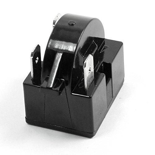 125W 3Pin Soldering Refrigerator Compressor Starter Relay 22 Ohm 1/6HP (Refrigerator Motor Compressor compare prices)