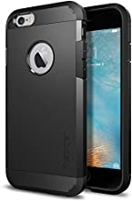 iPhone 6s Case, Spigen [Extreme Protection] Tough Armor Case for Apple iPhone 6 / iPhone 6s - Black