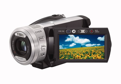 Sony HDR-SR1 HDD High Definition Camcorder