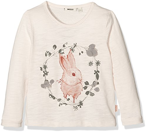 Mexx MX3025032, T-Shirt Bambina, Rosa (Heavenly Pink 678), 7 anni