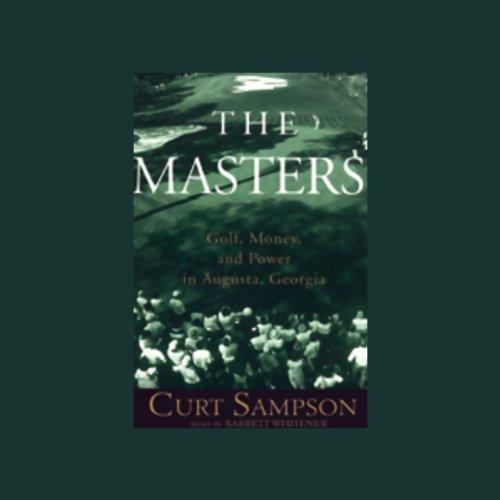 masters golf money