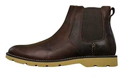 Sperry Top-Sider Men's Ship Yard Chelsea Boot,Camel,7 M US