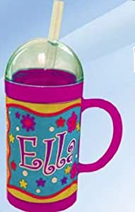My Name Kid's Mug - Ella