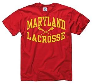 Buy Maryland Terrapins New Agenda Reflect Lacrosse T-Shirt by New Agenda