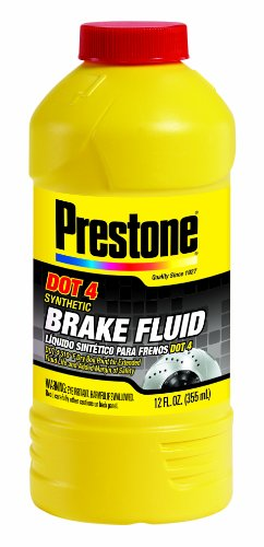 Prestone AS800Y DOT 4 Synthetic Brake Fluid -