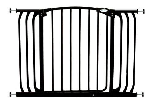 Dreambaby-Chelsea-Extra-Wide-Auto-Close-Security-Gate-in-Black