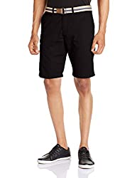 Celio Men's Cotton Shorts Marine (3596653226463)