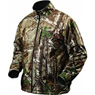 M12 Cordless Realtree AP Camo Heated Jacket-M12 L CAMO HEATED JACKET