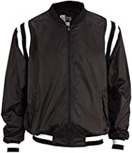 Smitty College Style Full front Zip Polyester Shell Jacket