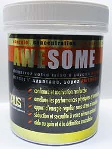Awesome - NAUS - vitalité , minceur , la cure bien-être aux 7 plantes - Complément alimentaire - 120 gélules
