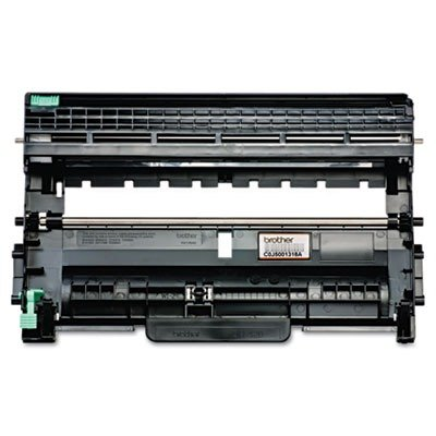 Brother - Dr420 Drum, 12,000 Page-Yield, Black - Brtdr420
