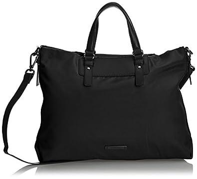 Esprit Womens Faith City Shoulder Bag 064EA1O023 Black