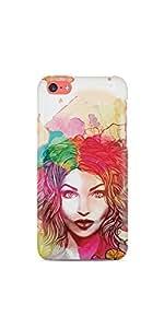 Casenation Hues & Shades iPhone 5C Glossy Case
