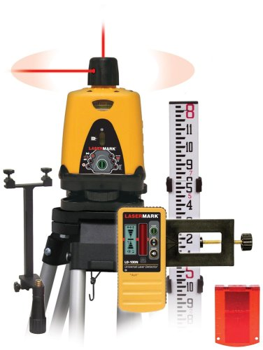 CST/berger 57-LM30PKG Complete Manual Leveling Laser Level Package image