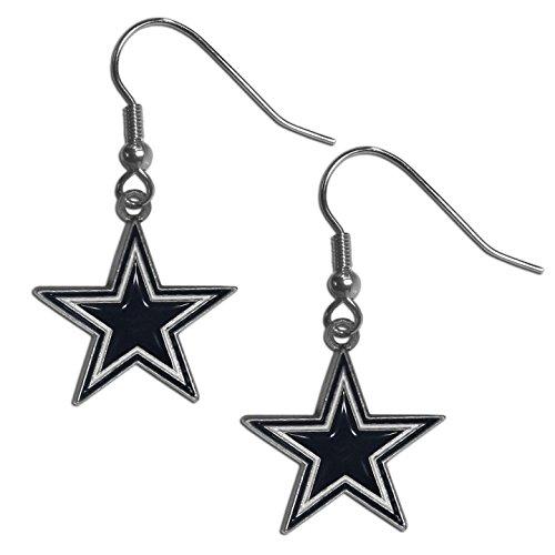 NFL Dallas Cowboys Dangle Earrings