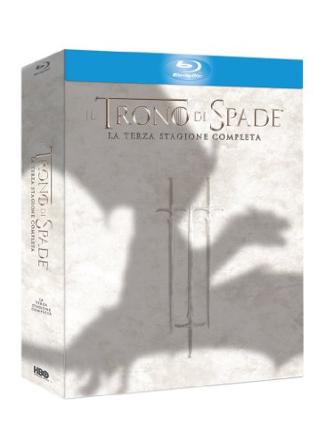 Il trono di spade Stagione 03 [Blu-ray] [IT Import]