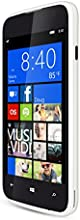 BLU Win JR 4-Inch Windows Phone 8.1, 5MP Camera, Unlocked Cell Phones-White