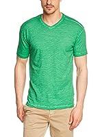 C.P.M. Camiseta Manga Corta 3S75357 (Verde)