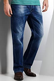Autograph Straight Fit Jeans [T17-2942A-S]