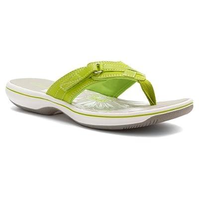 3f0556ca6f0c Hot products review Clarks Women s Breeze Sea Flip Flop