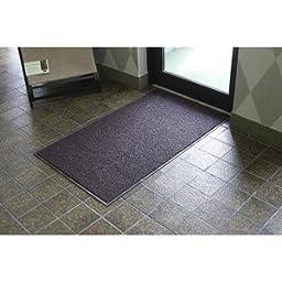 Durable Corporation 681 Extruded Vinyl DuraLoop Entrance Mat, Indoor, Outdoor and Vestibule Areas, 36\
