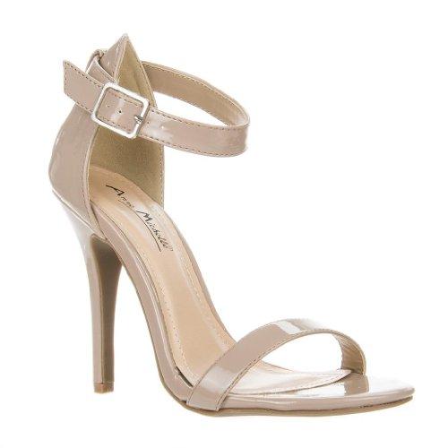 Bamboo Women's Enzo-01 Pumps Shoes Sandals