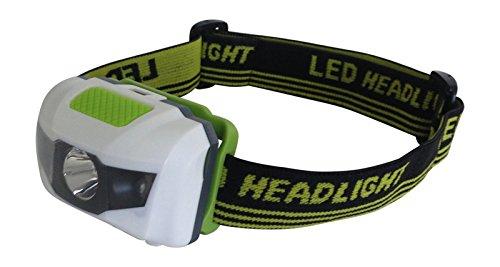 Led Headlamp - One Of The Best, Brightest, Lightest And Most Comfortable Headlight, Head Torch. Water-Resistant, Shock Resistant Flashlight With Red Light Strobe - Ideal For Running, Biking, Hiking, Camping, Kids, Hunting, Fishing-Best Lifetime Guarantee!