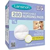 Lansinoh Stay Dry Disposable Nursing Pads 100 ct (2-pack)